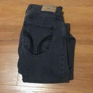 Hollister high waisted skinny jeans - super soft!